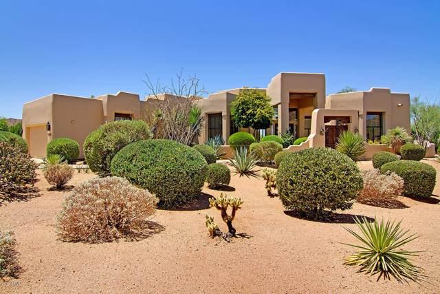 10171 E Saddle Horn Trail, Scottsdale, AZ 85255 (MLS #5953352) :: Brett Tanner Home Selling Team