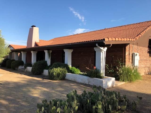 28422 N 205TH Avenue, Wittmann, AZ 85361 (MLS #5953356) :: Nate Martinez Team