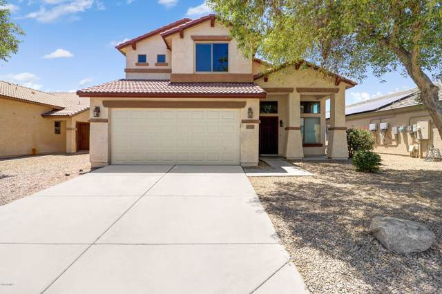 4128 S 249th Drive, Buckeye, AZ 85326 (MLS #5953375) :: Brett Tanner Home Selling Team
