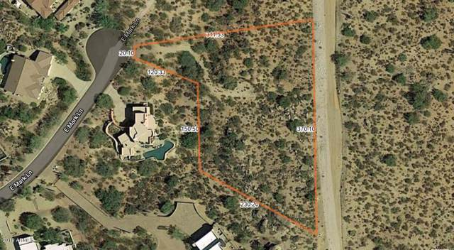 11529 E Mark Lane, Scottsdale, AZ 85262 (MLS #5953377) :: Phoenix Property Group