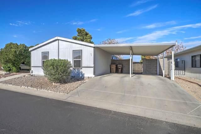 8601 N 103RD Avenue #57, Peoria, AZ 85345 (MLS #5953386) :: Homehelper Consultants