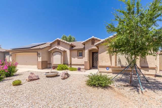 1527 N Poppy Street, Casa Grande, AZ 85122 (MLS #5953397) :: The Pete Dijkstra Team