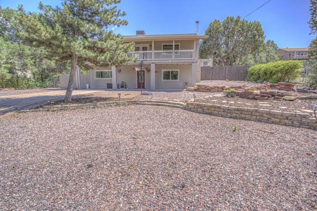 2805 W Palmer Drive, Payson, AZ 85541 (MLS #5953420) :: Kepple Real Estate Group