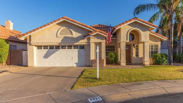 4921 E Le Marche Avenue, Scottsdale, AZ 85254 (MLS #5953421) :: Occasio Realty