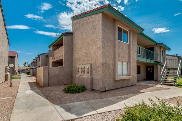 623 W Guadalupe Road #253, Mesa, AZ 85210 (MLS #5953432) :: Keller Williams Realty Phoenix