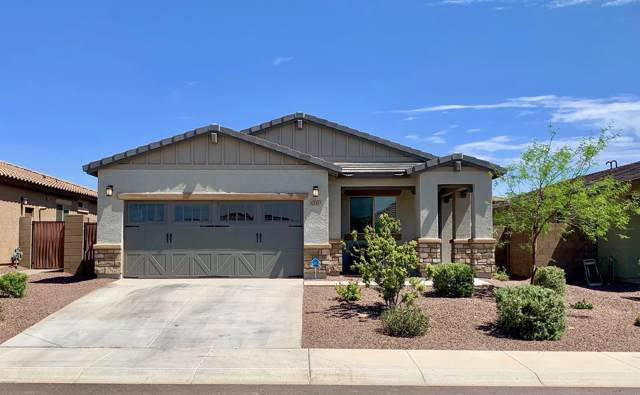 17142 W Seldon Lane, Waddell, AZ 85355 (MLS #5953436) :: CC & Co. Real Estate Team
