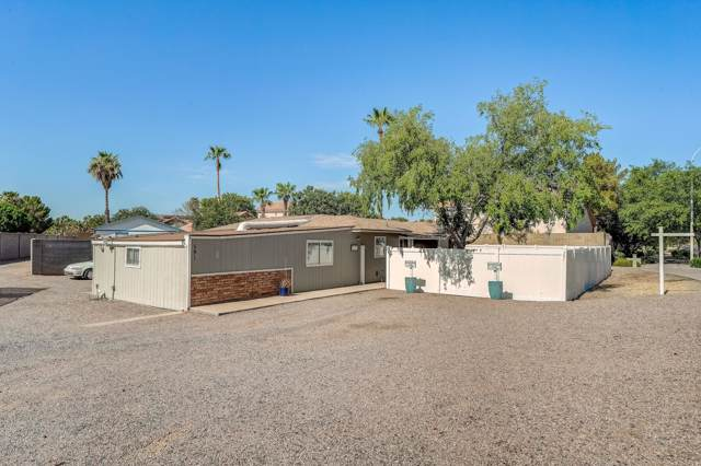 591 E Elliot Road, Gilbert, AZ 85234 (MLS #5953442) :: CC & Co. Real Estate Team