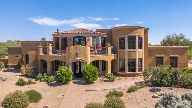 4690 E Galvin Street, Cave Creek, AZ 85331 (MLS #5953446) :: Brett Tanner Home Selling Team