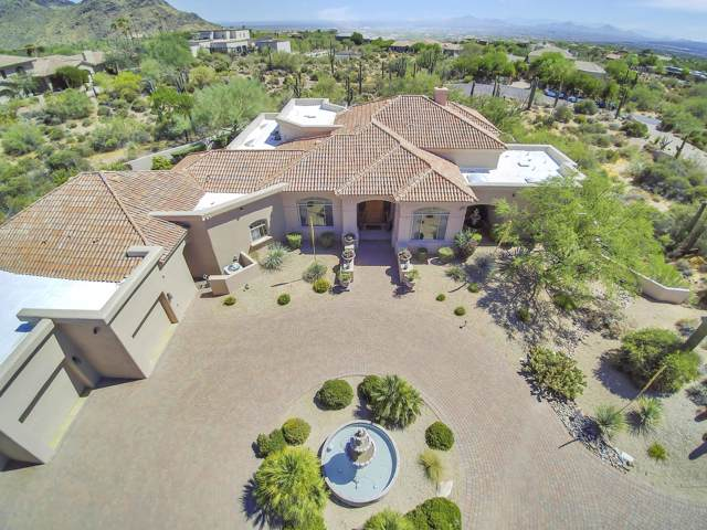 9708 E Casitas Del Rio Drive, Scottsdale, AZ 85255 (MLS #5953449) :: Devor Real Estate Associates