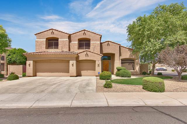 1096 E Oakland Court, Gilbert, AZ 85295 (MLS #5953459) :: Team Wilson Real Estate
