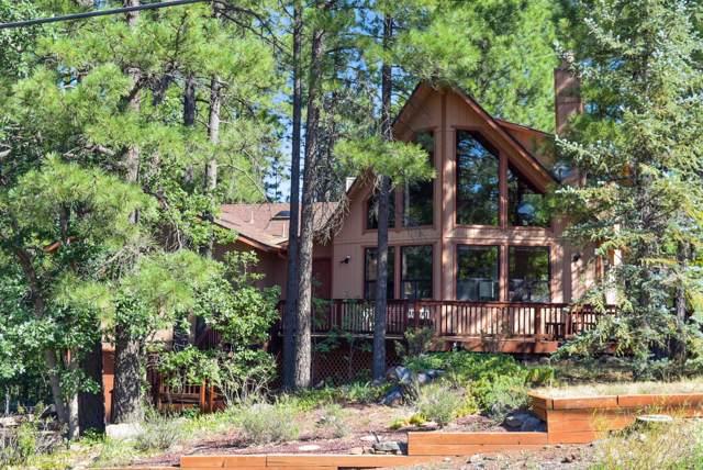 960 E Pinewood Boulevard, Munds Park, AZ 86017 (MLS #5953482) :: Devor Real Estate Associates