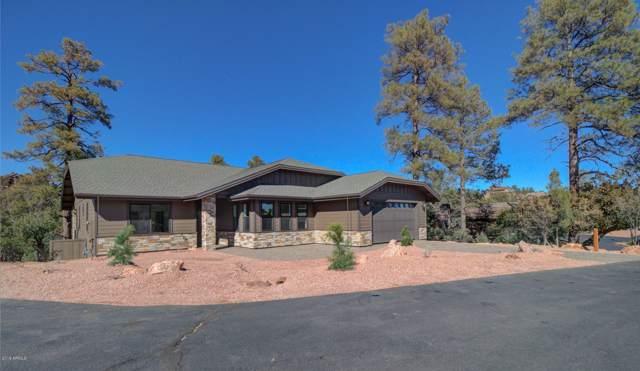 2305 E Scarlet Bugler Circle, Payson, AZ 85541 (MLS #5953506) :: Devor Real Estate Associates