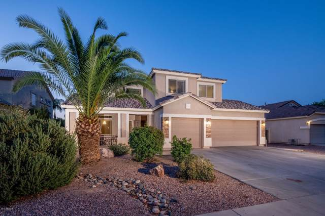3432 E Mayberry Court, Gilbert, AZ 85297 (MLS #5953517) :: Team Wilson Real Estate