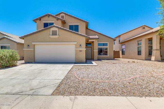 24817 W Hacienda Avenue, Buckeye, AZ 85326 (MLS #5953528) :: Brett Tanner Home Selling Team