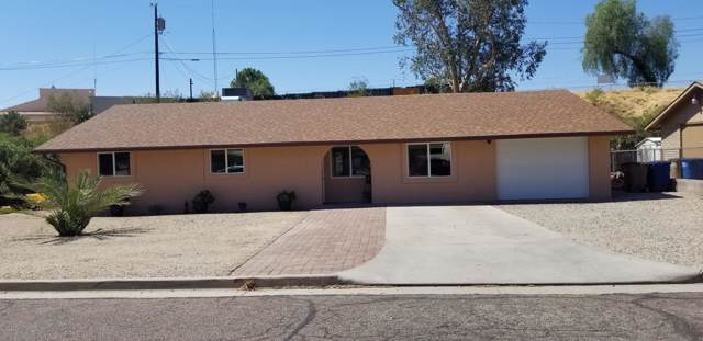745 W El Pajarito Drive, Wickenburg, AZ 85390 (MLS #5953545) :: The Bill and Cindy Flowers Team