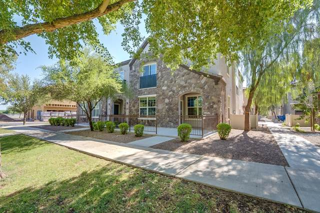 2726 S Equestrian Drive #103, Gilbert, AZ 85295 (MLS #5953551) :: Keller Williams Realty Phoenix