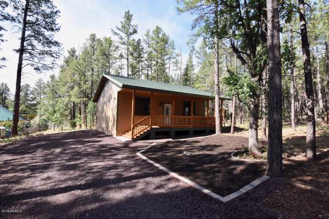 5534 Forest Drive, Pinedale, AZ 85934 (MLS #5953561) :: The Bill and Cindy Flowers Team
