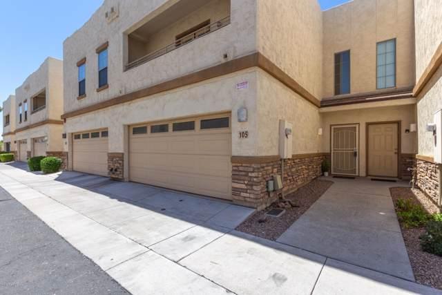 15818 N 25TH Street #105, Phoenix, AZ 85032 (MLS #5953568) :: CC & Co. Real Estate Team