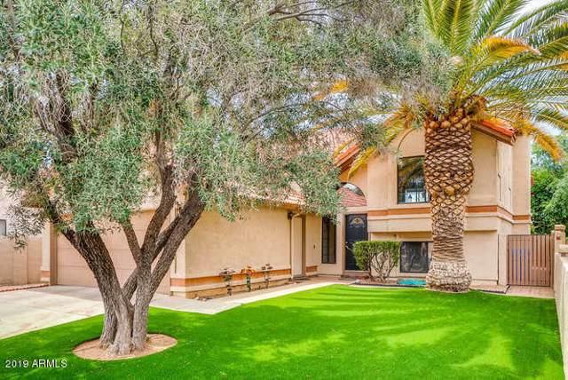 1243 W Seashore Drive, Gilbert, AZ 85233 (MLS #5953588) :: Revelation Real Estate