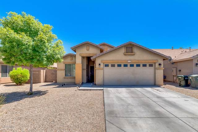 6915 S 46TH Drive, Laveen, AZ 85339 (MLS #5953595) :: HOMM