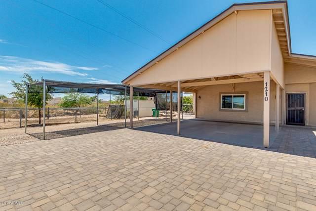 1210 N 105TH Place, Mesa, AZ 85207 (MLS #5953610) :: Occasio Realty