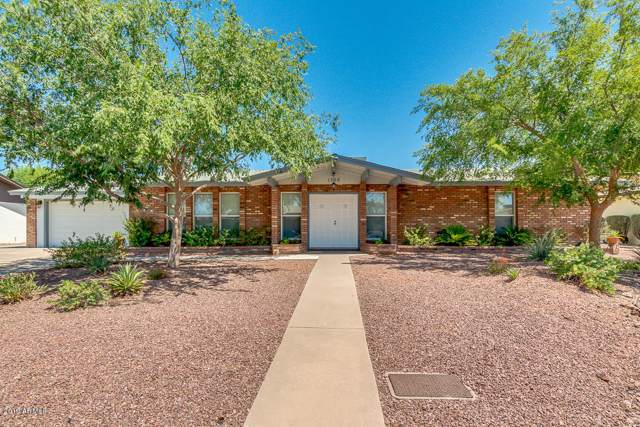 1506 E Kenwood Street, Mesa, AZ 85203 (MLS #5953650) :: CC & Co. Real Estate Team