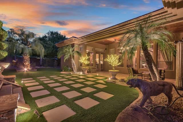 7734 E Conquistadores Drive, Scottsdale, AZ 85255 (MLS #5953660) :: The W Group