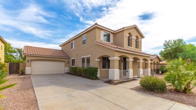 21383 E Nightingale Road, Queen Creek, AZ 85142 (MLS #5953701) :: Brett Tanner Home Selling Team