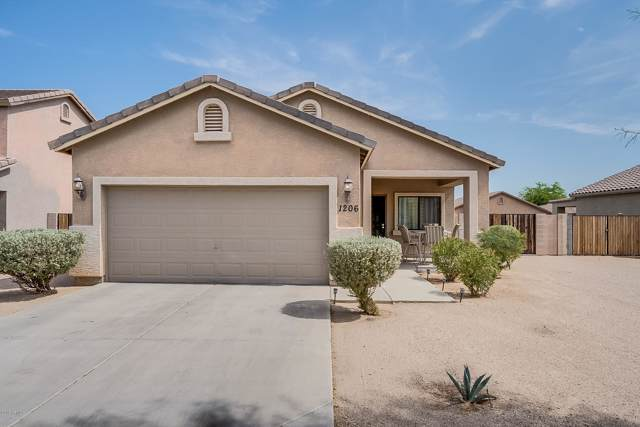 1206 W Fremont Road, Phoenix, AZ 85041 (MLS #5953711) :: The Pete Dijkstra Team