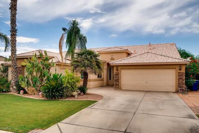 2096 S Porter Street, Gilbert, AZ 85295 (MLS #5953751) :: Brett Tanner Home Selling Team