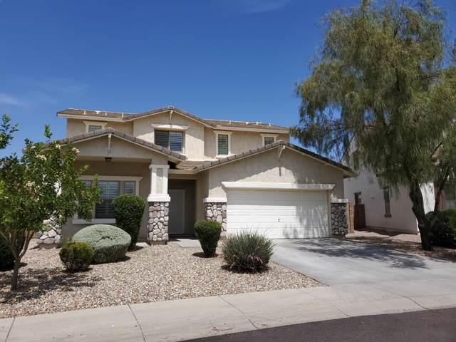 17338 W Woodrow Lane, Surprise, AZ 85388 (MLS #5953756) :: Brett Tanner Home Selling Team