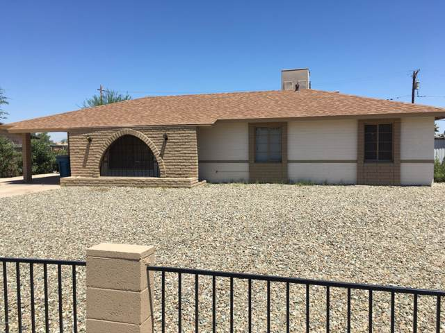 10 E Monte Way, Phoenix, AZ 85042 (MLS #5953757) :: The Pete Dijkstra Team
