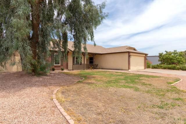 4814 E Halifax Street, Mesa, AZ 85205 (MLS #5953759) :: Homehelper Consultants