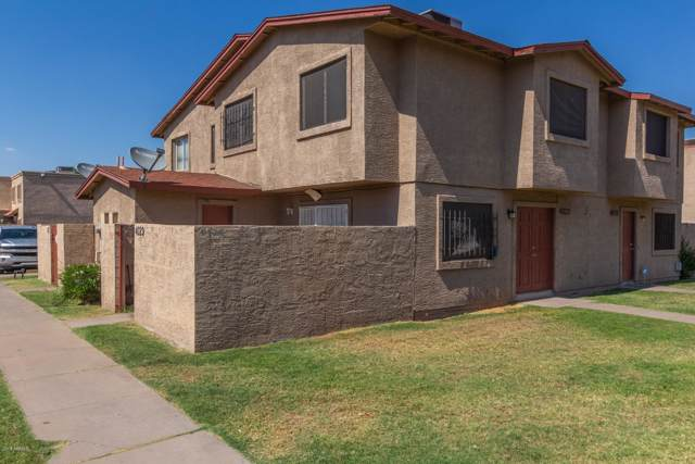 4023 W Reade Avenue, Phoenix, AZ 85019 (MLS #5953762) :: CC & Co. Real Estate Team