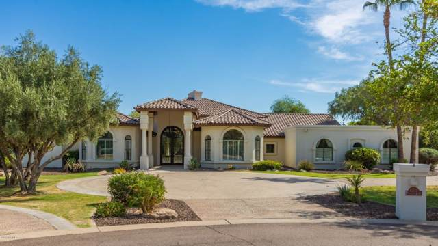 8303 N 61ST Place, Paradise Valley, AZ 85253 (MLS #5953785) :: The Daniel Montez Real Estate Group