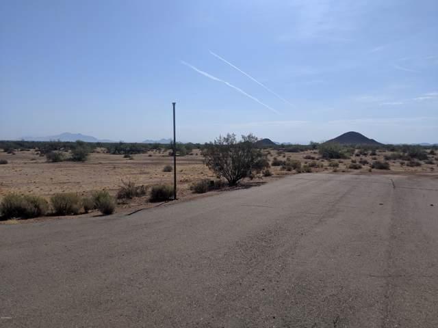 - -, Arizona City, AZ 85123 (MLS #5953802) :: Santizo Realty Group