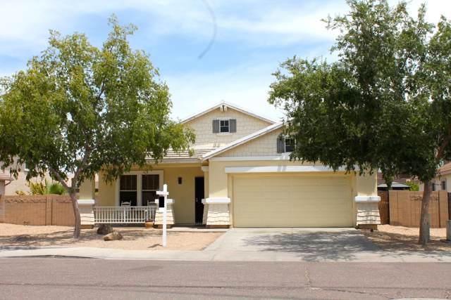 7343 N 72ND Drive, Glendale, AZ 85303 (MLS #5953806) :: Brett Tanner Home Selling Team