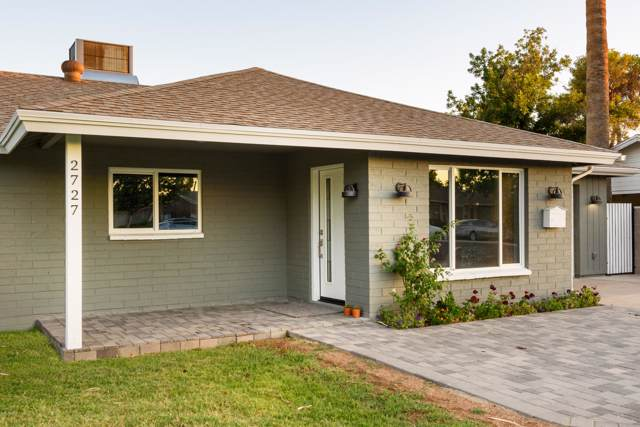 2727 E Clarendon Avenue, Phoenix, AZ 85016 (MLS #5953823) :: The W Group
