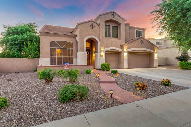 2334 S Canfield, Mesa, AZ 85209 (MLS #5953831) :: Brett Tanner Home Selling Team