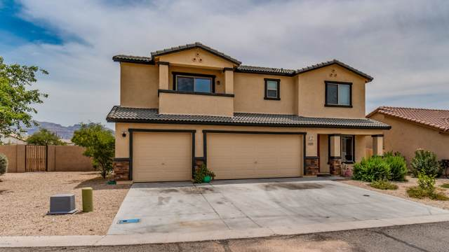 2479 S Conestoga Road, Apache Junction, AZ 85119 (MLS #5953837) :: Devor Real Estate Associates