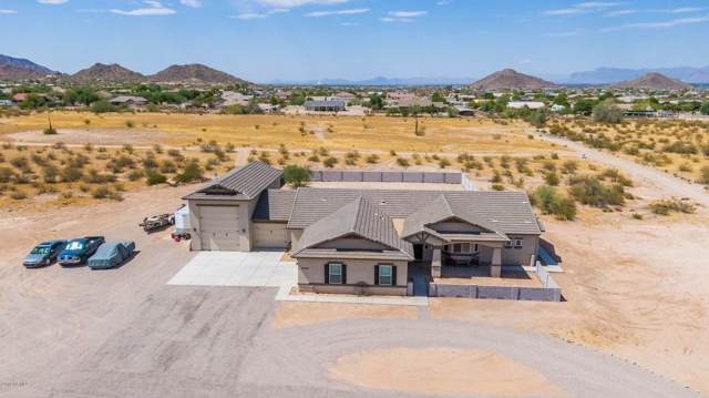 28906 N Wakefield Road, Queen Creek, AZ 85142 (MLS #5953842) :: Riddle Realty Group - Keller Williams Arizona Realty