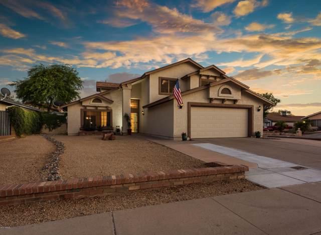 4061 W Cielo Grande, Glendale, AZ 85310 (MLS #5953845) :: Brett Tanner Home Selling Team