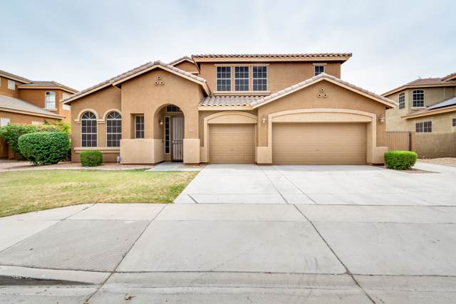 9819 E Nopal Avenue, Mesa, AZ 85209 (MLS #5953853) :: Brett Tanner Home Selling Team