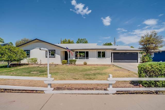 6517 N 16TH Drive, Phoenix, AZ 85015 (MLS #5953879) :: The Kenny Klaus Team