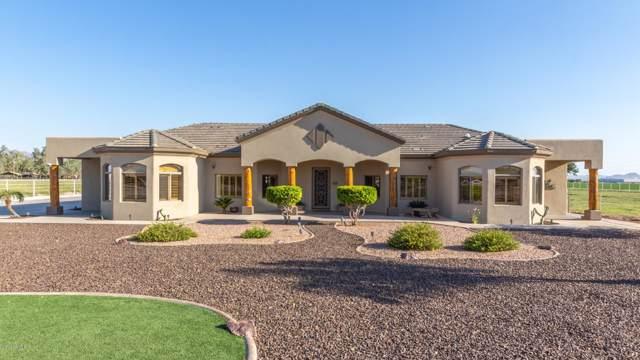 16827 W Lower Buckeye Road, Goodyear, AZ 85338 (MLS #5953880) :: The Daniel Montez Real Estate Group