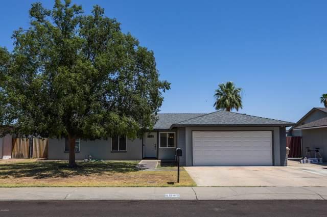 5642 W Palo Verde Avenue, Glendale, AZ 85302 (MLS #5953884) :: Brett Tanner Home Selling Team