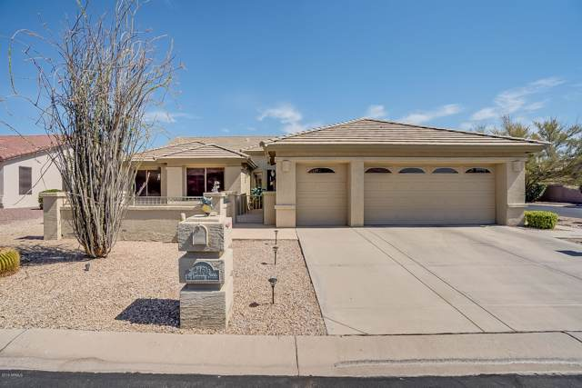 24616 S Lakeway Circle, Sun Lakes, AZ 85248 (MLS #5953900) :: Occasio Realty