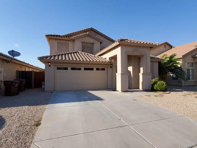2720 W Peggy Drive, Queen Creek, AZ 85142 (MLS #5953901) :: The Pete Dijkstra Team