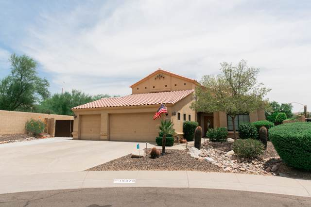 15379 N 91ST Way, Scottsdale, AZ 85260 (MLS #5953908) :: Brett Tanner Home Selling Team