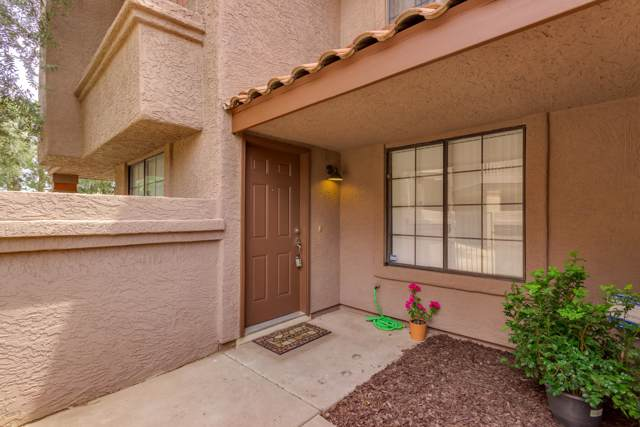 925 N College Avenue G128, Tempe, AZ 85281 (MLS #5953913) :: The Daniel Montez Real Estate Group